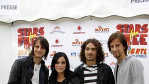 Silbermond: Sängerin liebt Bandmitglied