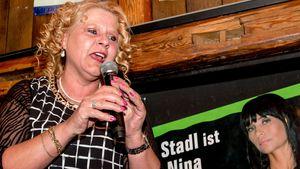 Silvia Wollny im Tanzlokal Nina in Bottrop