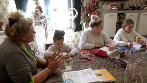 Schule geschlossen: Silvia Wollny wird zur strengen Lehrerin