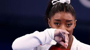 Müde, gestresst: Simone Biles ging es schon vor Olympia mies