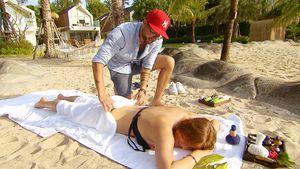 "Trotz Massage-Verbot: ""Temptation Island""-Lisa lässt Oli ran"