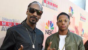 Hip-Hop-Legende Snoop Dogg wird bereits zum dritten Mal Opa!