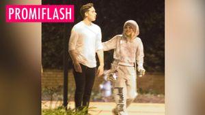 Sofia Richie schnappt sich Beckham-Junior