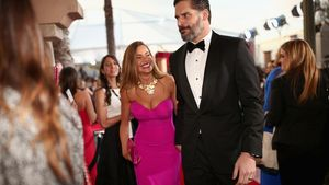Sofia Vergara und Joe Manganiello auf den 22. Annual Screen Actors Guild Awards