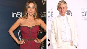 Nach viralem Clip: Sofia Vergara verteidigt Ellen DeGeneres
