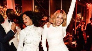Beyoncé & Solange Knowles: W/Heiße Oscar-Engel