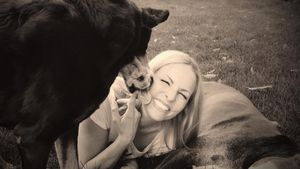 """Sonya Kraus trauert um ihren Hund: """"Mein Herz ist so schwer"""""""