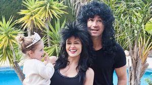 Karneval: Hier gehen die Katze und Lucas als Iris und Costa!