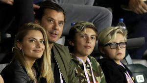 Family-Time: Gwen Stefani on Tour mit ihren Lieben