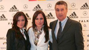 Sophia & Simone Thomalla gedenken Rudi Assauer