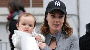 Tamara Ecclestone: Süße Shopping-Tour mit Baby Sophia