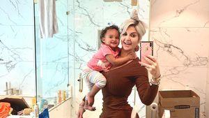 Im Umzugs-Stress: Tochter Amanda hält Sophia Vegas auf Trab