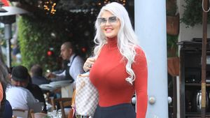 Hautenger Style: Sophia Vegas zeigt stolz After-Baby-Body!
