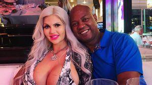 Sophia Vegas schickte Partner Daniel Charlier zum Beauty-Doc
