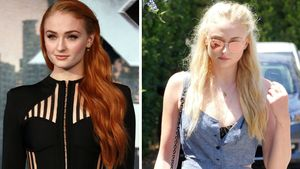 "Sophie Turner, ""Game of Thrones""-Star"