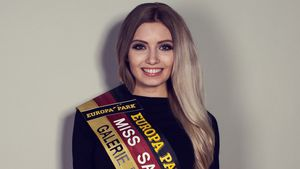 Soraya Kohlmann, Miss Sachsen 2017