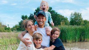 Vier Söhne: Stacey Solomons Partner will unbedingt Tochter