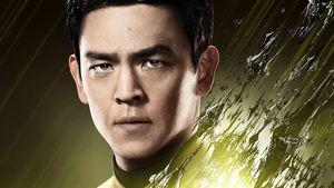 """""""Star Trek Beyond""""-Filmplakat von John Cho"""