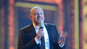 Stefan Raab beim Bundesvision Song Contest 2014