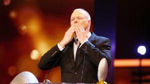 Stefan Raab beim 19. Deutschen Comedypreis in Köln