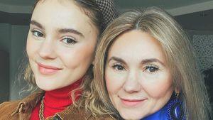 Wie Twins: Steffi Giesinger teilt Weihnachtsselfie mit Mama