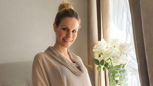 Hot-Banditoz-Star Stefanie Schanzleh zeigt XXL-Babykugel