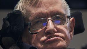 Stephen Hawking: Er wartete bis zum Tod auf den Nobelpreis!