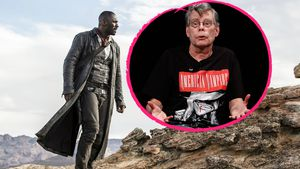 Idris Elba und Stephen King