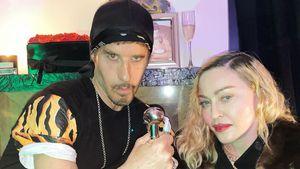 Trotz Quarantäne-Auflagen: Madonna flog zu einer Party!