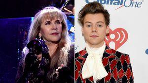 Stevie Nicks happy: Harry Styles ist wie ein Sohn für sie