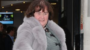 """Susan Boyle fühlt sich wie """"King Kongs Mutter"""""""