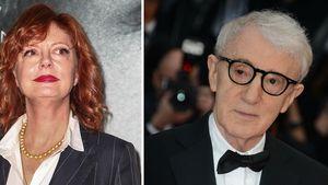 Susan Sarandon und Woody Allen
