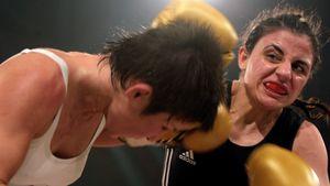 Killerqueen-Comeback: Susi Kentikian bald wieder im Boxring!