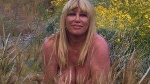 Zum 73. Geburtstag: US-Star Suzanne Somers postet Nackt-Foto