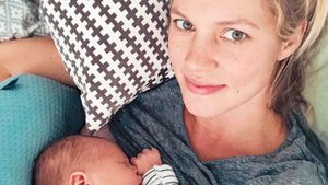 Aus dem Wochenbett: Til Schweigers Ex Svenja teilt Baby-Pic