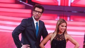 "Daniel Hartwich & Sylvie Meis bei ""Let's Dance"""