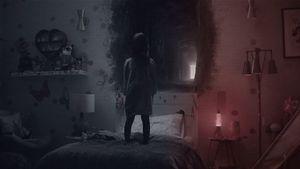 "Szene aus ""Paranormal Activity 6"""