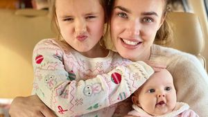 So süß! Tamara Ecclestone teilt Foto mit beiden Töchtern