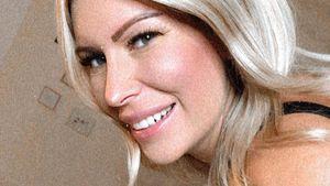 Neu-Mama und Playmate Tanja Brockmann zeigt After-Baby-Body