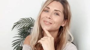 Tanja Szewczenko verrät: So hält sie Zwillinge auseinander