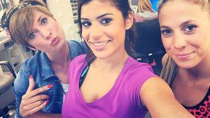 Nach Sommer-Dschungelcamp-Aus: Tanja strahlt mit AWZ-Mädels
