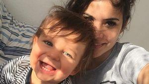 So groß: Tanja Tischewitschs Sohn kommt in den Kindergarten!