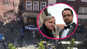 Kastenwagen-Anschlag in Münster: Die Stars sind entsetzt!