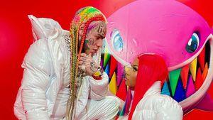 Mit Nicki Minaj und Co.: 6ix9ines erstes Album nach Haft