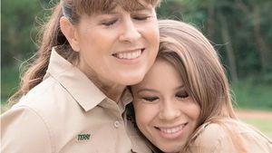 """""""Wunderbare Mutter"""": Terri Irwin stolz auf Neu-Mama Bindi"""