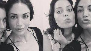 GNTM-BFFs? Tessa & Sarah-Anessa auf Casting-Tour