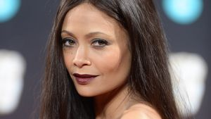 Thandie Newton in London