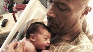 """Im Baby-Glück: Dwayne """"The Rock"""" Johnson ist wieder Papa!"""