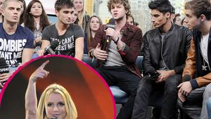 The Wanted: Nun wird auch Britney Spears gedisst!