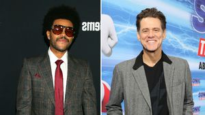 """Surreal"": The Weeknd feierte 30. Geburtstag mit Jim Carrey"